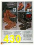 1986 Sears Fall Winter Catalog, Page 430