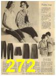 1960 Sears Spring Summer Catalog, Page 272