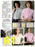 1982 Sears Fall Winter Catalog, Page 61