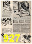1966 Montgomery Ward Fall Winter Catalog, Page 927