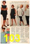 1964 Sears Spring Summer Catalog, Page 103