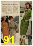1962 Sears Spring Summer Catalog, Page 91