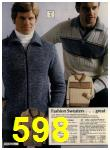1980 Sears Fall Winter Catalog, Page 598