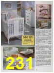 1991 Sears Fall Winter Catalog, Page 231