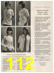 1965 Sears Spring Summer Catalog, Page 112