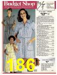 1981 Sears Spring Summer Catalog, Page 186