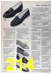 1964 Sears Fall Winter Catalog, Page 214