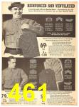 1940 Sears Fall Winter Catalog, Page 461
