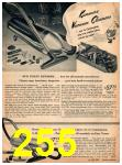 1947 Sears Christmas Book, Page 255