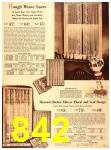 1940 Sears Fall Winter Catalog, Page 842