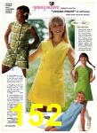 1969 Sears Spring Summer Catalog, Page 152