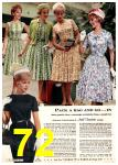 1962 Montgomery Ward Spring Summer Catalog, Page 72