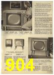 1960 Sears Spring Summer Catalog, Page 904