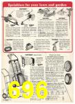 1975 Sears Spring Summer Catalog, Page 696