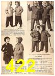 1960 Sears Fall Winter Catalog, Page 422