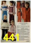 1979 Sears Fall Winter Catalog, Page 441