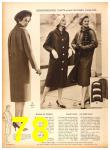 1958 Sears Fall Winter Catalog, Page 78