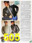 1985 Sears Fall Winter Catalog, Page 505