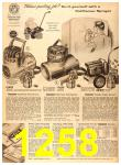 1956 Sears Fall Winter Catalog, Page 1258