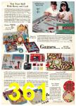 1962 Montgomery Ward Christmas Book, Page 361