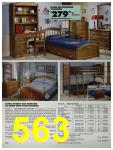 1991 Sears Fall Winter Catalog, Page 563