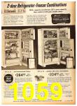 1958 Sears Fall Winter Catalog, Page 1059