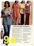 1974 Sears Fall Winter Catalog, Page 94