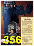 1983 Sears Fall Winter Catalog, Page 356