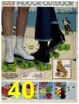 1981 Sears Spring Summer Catalog, Page 40