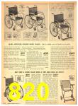 1949 Sears Spring Summer Catalog, Page 820