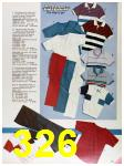 1986 Sears Spring Summer Catalog, Page 326