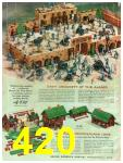 1955 Sears Christmas Book, Page 420