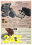 1963 Sears Fall Winter Catalog, Page 242