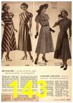 1949 Sears Spring Summer Catalog, Page 143