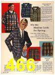1964 Sears Spring Summer Catalog, Page 466