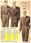 1949 Sears Spring Summer Catalog, Page 361