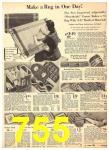 1940 Sears Fall Winter Catalog, Page 755