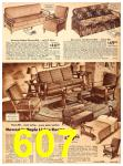 1942 Sears Spring Summer Catalog, Page 607