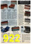 1979 Sears Fall Winter Catalog, Page 922
