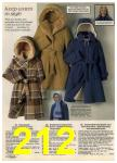 1980 Sears Fall Winter Catalog, Page 212