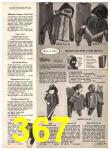 1969 Sears Fall Winter Catalog, Page 367