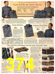 1940 Sears Fall Winter Catalog, Page 374