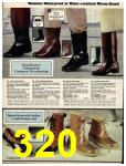 1978 Sears Fall Winter Catalog, Page 320