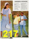1987 Sears Spring Summer Catalog, Page 217