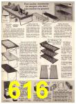 1969 Sears Fall Winter Catalog, Page 616