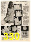 1972 Sears Fall Winter Catalog, Page 330