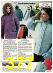 1976 Sears Fall Winter Catalog, Page 377