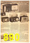 1958 Sears Spring Summer Catalog, Page 890