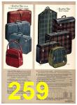 1974 Sears Fall Winter Catalog, Page 259