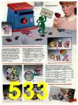 1985 Sears Christmas Book, Page 533